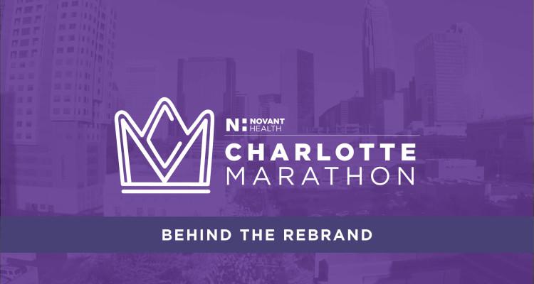 Charlotte Marathon Rebrand